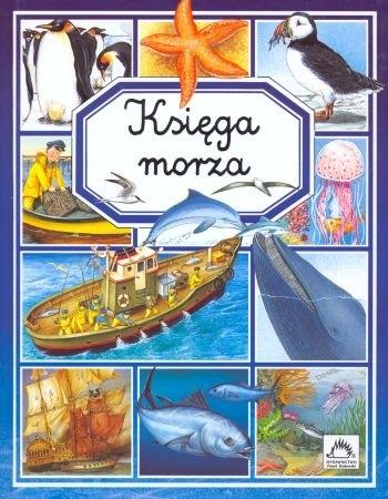 Okładka książki Księga morza