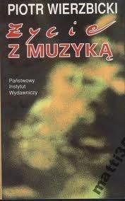 Okładka książki Życie z muzyką
