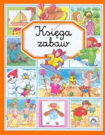 Okładka książki Księga zabaw
