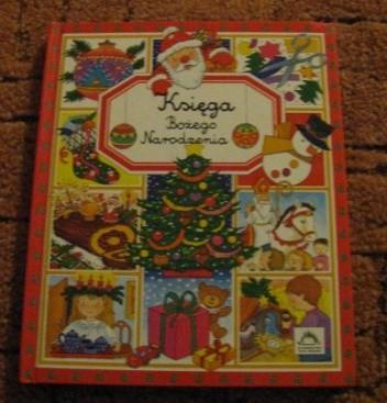 Okładka książki Księga Bożego Narodzenia