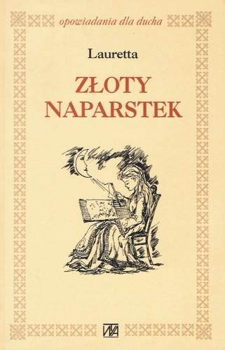 Okładka książki Złoty naparstek
