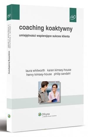Okładka książki Coaching koaktywny