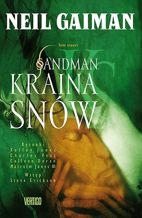 Okładka książki Sandman: Kraina snów