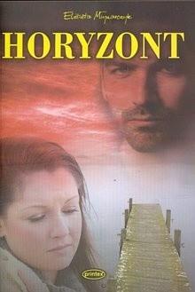 Okładka książki Horyzont