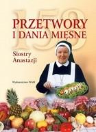 Okładka książki 153 przetwory i dania mięsne siostry Anastazji