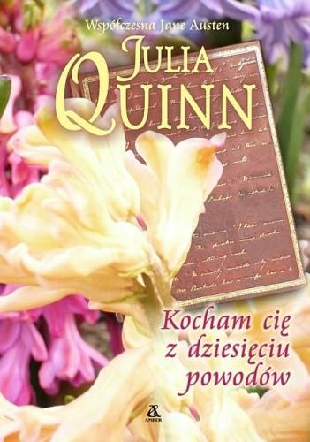 Okładka książki Kocham cię z dziesięciu powodów