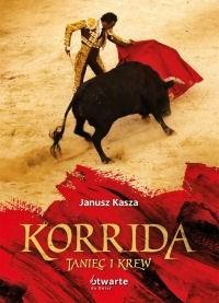 Okładka książki Korrida. Taniec i krew