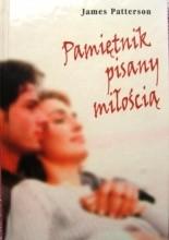 Okładka książki Pamiętnik pisany miłością