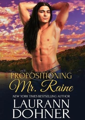 Okładka książki Propositioning Mr. Raine