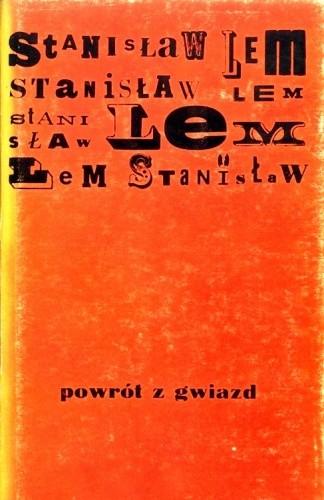 Okładka książki Powrót z gwiazd