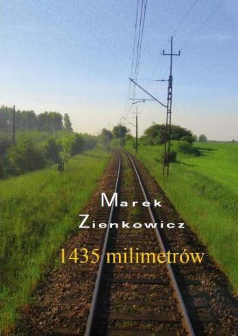 Okładka książki 1435 milimetrów