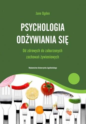 Okładka książki Psychologia odżywiania się