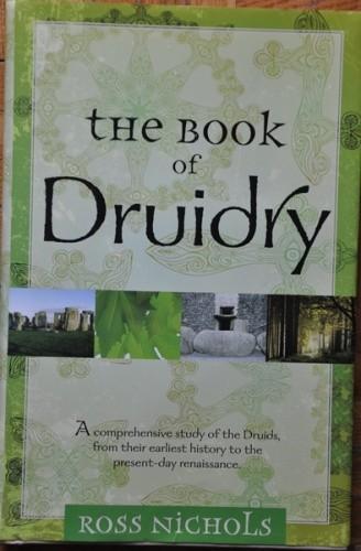 Okładka książki The Book of Druidry
