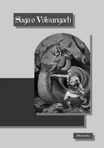 Okładka książki Saga o Völsungach