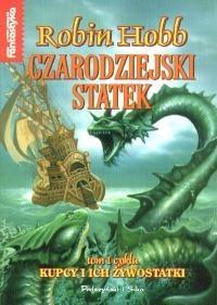 Okładka książki Czarodziejski statek. Środek lata