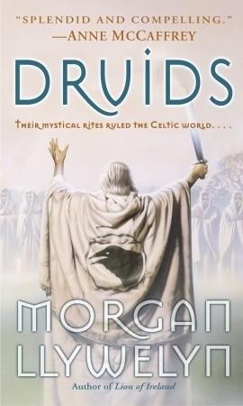 Okładka książki Druids