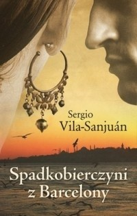 Okładka książki Spadkobierczyni z Barcelony