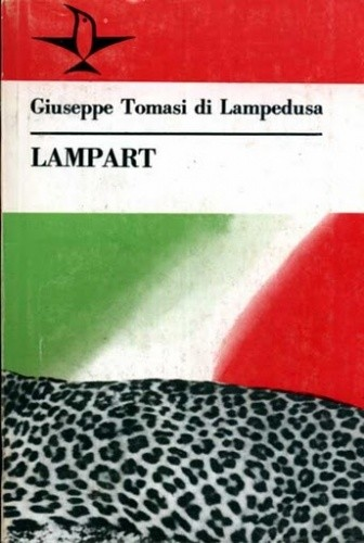 Okładka książki Lampart