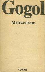 Okładka książki Martwe dusze