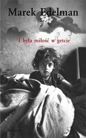 Okładka książki I była miłość w gettcie