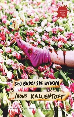 Okładka książki Zło budzi się wiosną