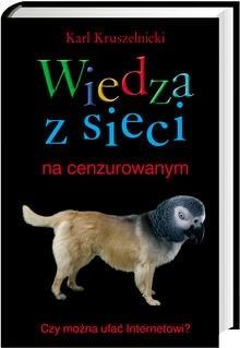 Okładka książki Wiedza z sieci na cenzurowanym