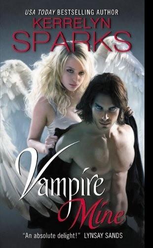 Okładka książki Vampire Mine