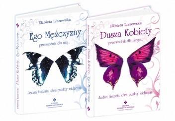 Okładka książki Dusza Kobiety Ego Mężczyzny