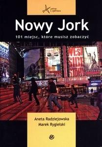 Okładka książki Nowy Jork 101 miejsc, które musisz zobaczyć