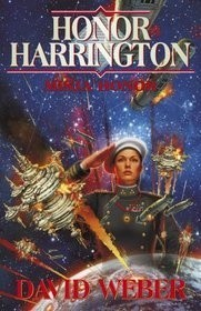 Okładka książki Misja Honor