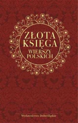Okładka książki Złota księga wierszy polskich
