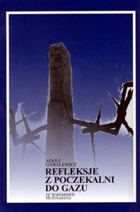 Okładka książki Refleksje z poczekalni do gazu