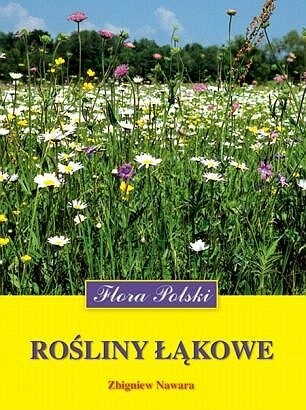 Okładka książki Rośliny łąkowe