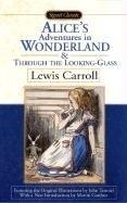 Okładka książki Alice's Adventures in Wonderland / Through the Looking Glass