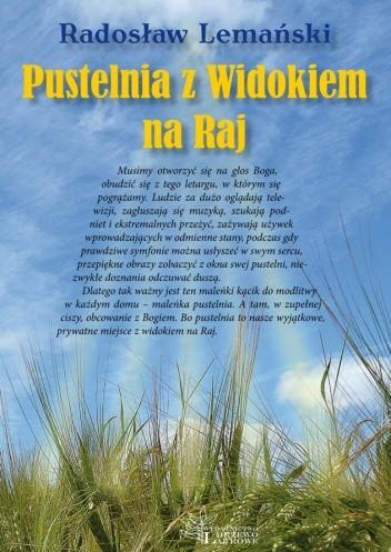 Okładka książki Pustelnia z Widokiem Na Raj