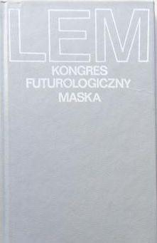 Okładka książki Kongres futurologiczny. Maska