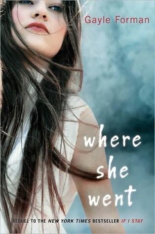 Okładka książki Where She Went