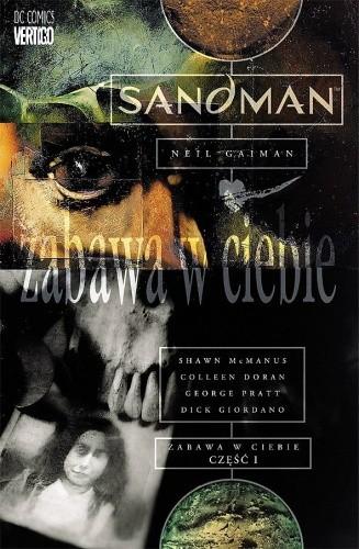 Okładka książki Sandman: Zabawa w ciebie, cz. 1