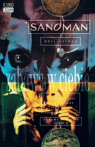 Okładka książki Sandman: Zabawa w ciebie, cz.2