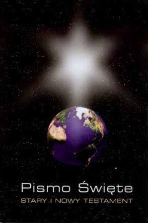 Okładka książki Pismo Święte Stary i Nowy Testament
