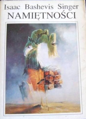 Okładka książki Namiętności