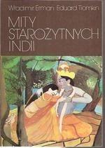 Okładka książki Mity starożytnych Indii
