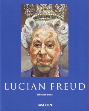 Okładka książki Lucian Freud