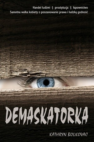 Okładka książki Demaskatorka
