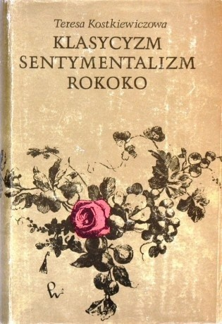 Okładka książki Klasycyzm, sentymentalizm, rokoko
