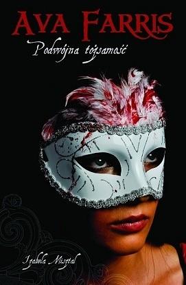 Okładka książki Ava Farris. Podwójna tożsamość