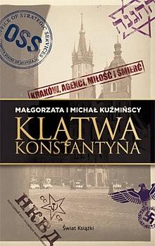Okładka książki Klątwa Konstantyna