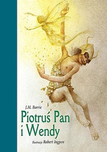 Okładka książki Piotruś Pan i Wendy