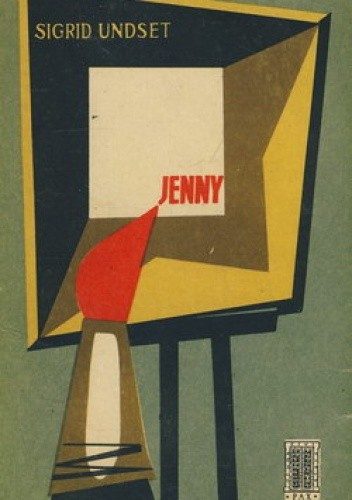 Okładka książki Jenny