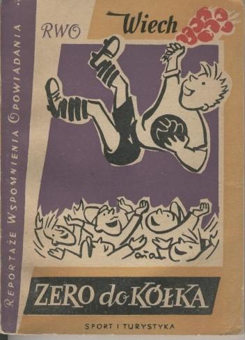 Okładka książki Zero do kółka